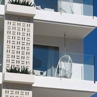 Balkonaanzicht