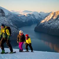 6 daagse rondreis inclusief vlucht Winters Fjord Avontuur