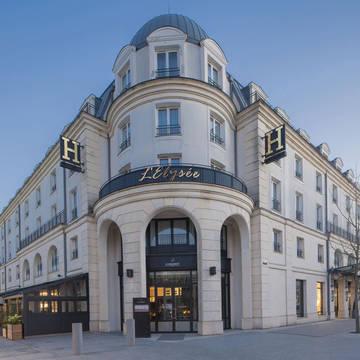 Exterieur Hotel L'Elysee Val d'Europe