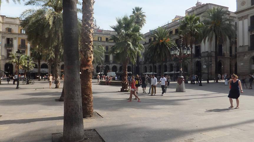Plaza Reial Hotel Barcelona House