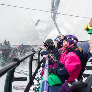 Skeikampen skilift