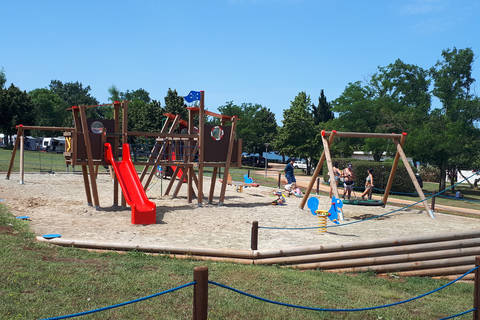 Deal vakantiehuisje Istrië 🏕️Camping Park Umag