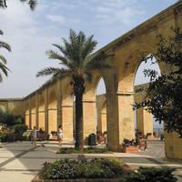 Upper Barakka Gardens Valletta
