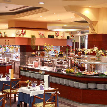 Buffet VIK Hotel San Antonio