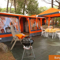 Voorbeeld bungalowtent Gusto