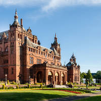 Glasgow - Kelvingrove Art Gallery & Museum