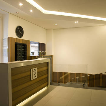 Receptie Hotel Rex