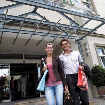 Entree Hotel Kaiserin Augusta