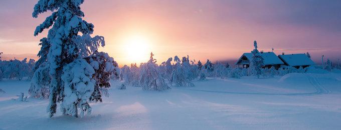 Busreizen Finland