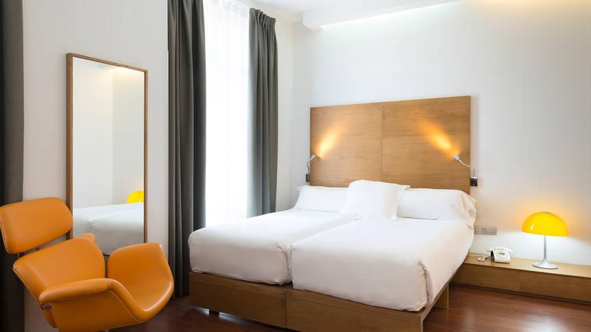 Kamer Hotel Petit Palace Plaza Malaga