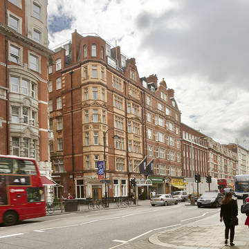 Buitenzijde Hotel Bloomsbury Park