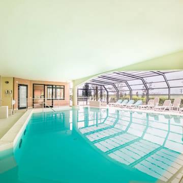 Zwembad Hotel Montaperti