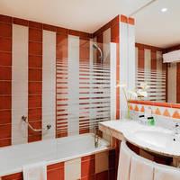 Voorbbeeld badkamer