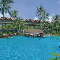 Zwembad met poolbar