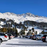 Wintersport met de auto