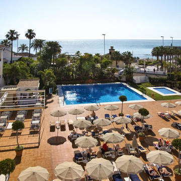 Zwembad Hotel Mac Puerto Marina Benalmádena