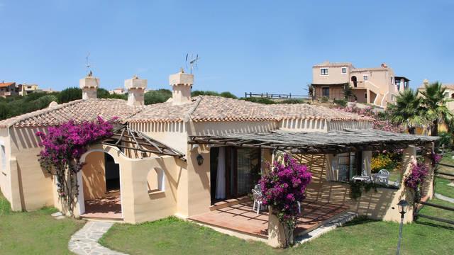 Voorbeeld 3-kamerappartement Villa 6 EXCL Sea Villas