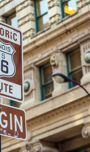 16-daagse autorondreis Historic Route 66