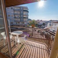 Balkon-uitzicht