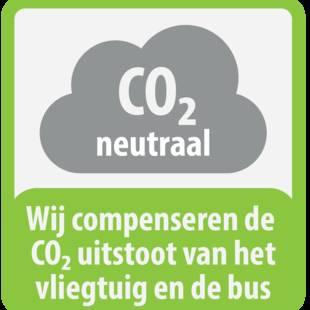 CO2-compensatie de Jong Intra Vakanties