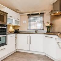 Voorbeeld keuken 4-kamerwoning