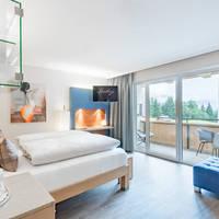 Hotelkamer voorbeeld
