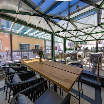 Terras Hotel Wilden Mann