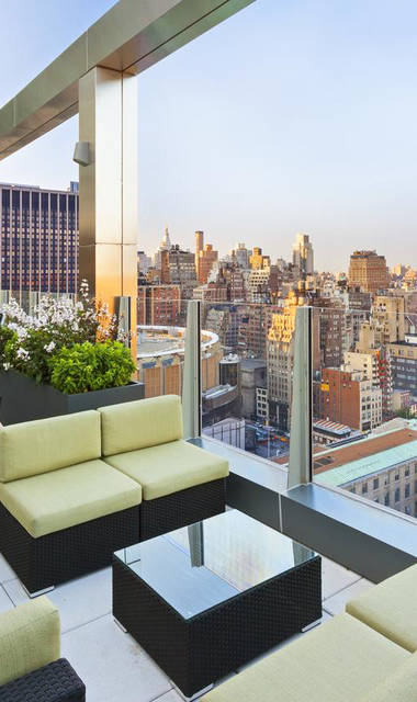 Hotel Fairfield Inn & Suites New York Midtown Manhattan/Penn Station