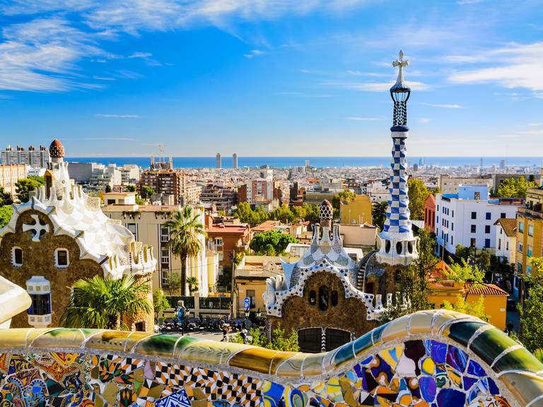 Park Guell)