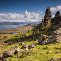 Isle of Skye - Old Man of Storr
