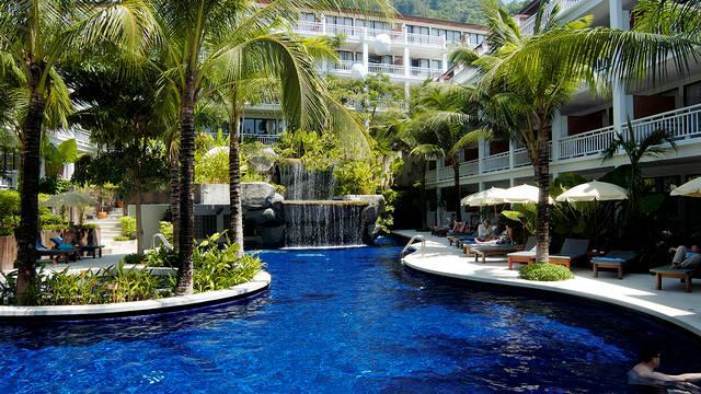 Sunset Beach Resort Phuket Sunset Beach Resort