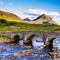 Isle of skye - Sligachan Bridge