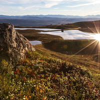 Ullådalen omgeving Åre - Foto: Niclas Vestefjell