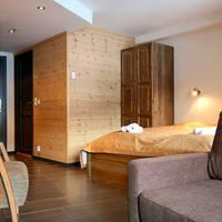 Kamer met slaapbank