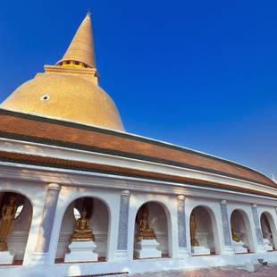 Wat Pra Pathom Chedi, Nakhon Pathom