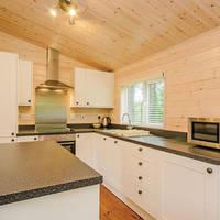Voorbeeld keuken 5-kamerwoning