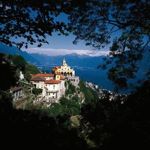 Locarno on Lago Maggiore