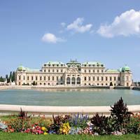 Schonbrunn in Wenen