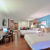 Narai hotel- Familiekamer