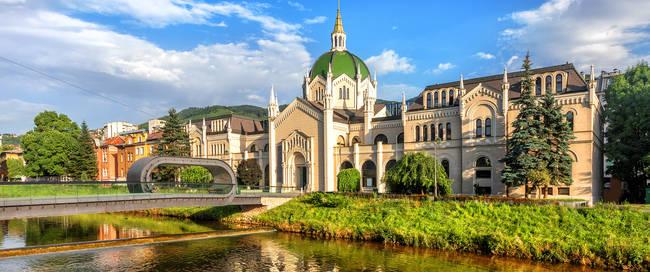 Historisch centrum Sarajevo