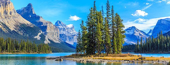 Verre reizen Canada