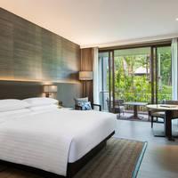 Phuket Marriott Resort & Spa - Voorbeeldkamer Deluxe Gardenview