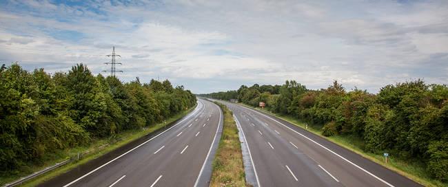 Duitse snelweg
