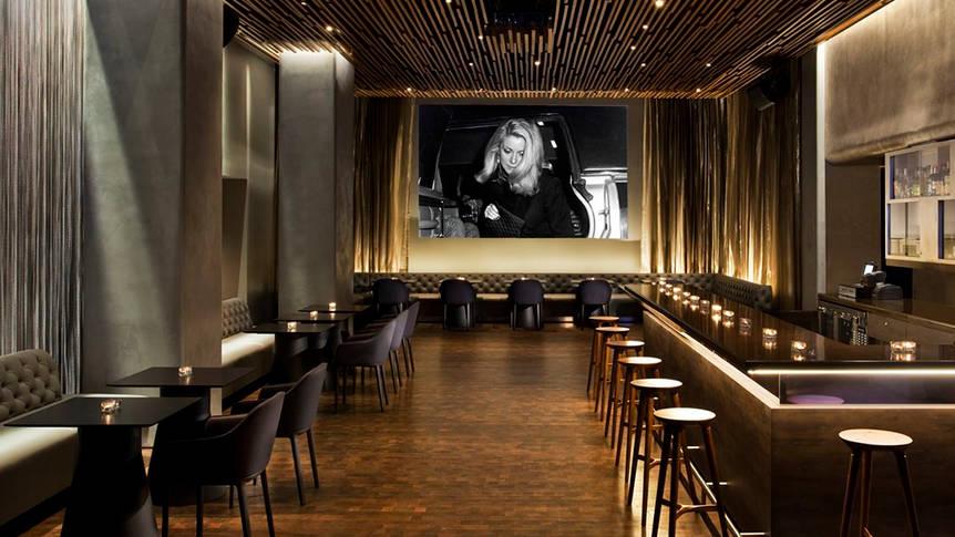 Bar Hotel ROW NYC at Times Square