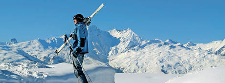 Vakantie Val Thorens Frankrijk - Skiër