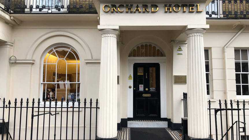 Orchard Hotel London Orchard Hotel