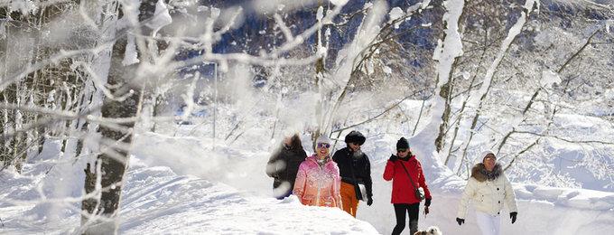 Wintersport Klosters