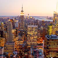 Uitzicht Empire State Building