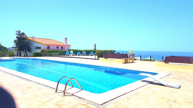 Zwembad Quinta da Vigia