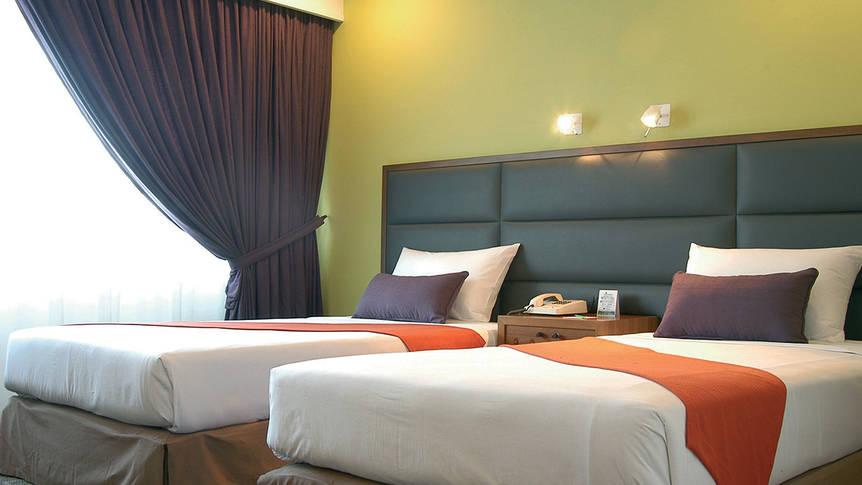 Narai Hotel - voorbeeld superior kamer Narai Hotel